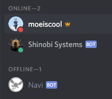 Shinobi Articles - How to setup Push Notifications with Discord Bot API