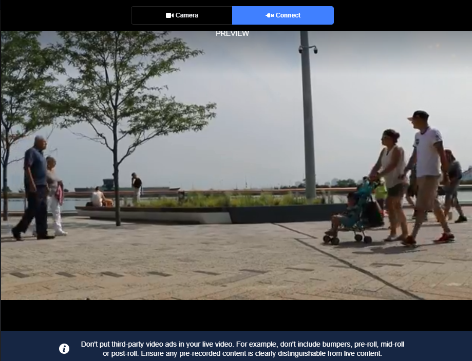 Shinobi Articles - How to Stream Video to Facebook Live API with Shinobi